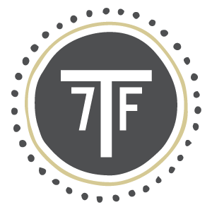 Seven T Farms Circle Logo