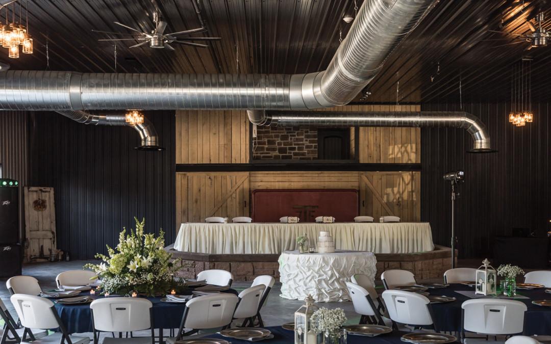Reception Table & Head Table