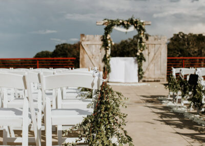 Ceremony Venue - Photo by Astrid Johana Photography