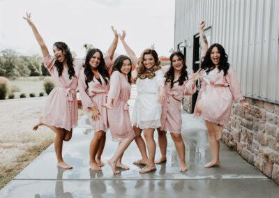 Celebrating Bridesmaids - Photo by Astrid Johana Photography