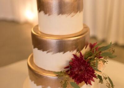Wedding Cake - Photo by Astrid Johana Photography