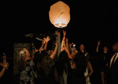 Lantern Release - Photo by Astrid Johana Photography